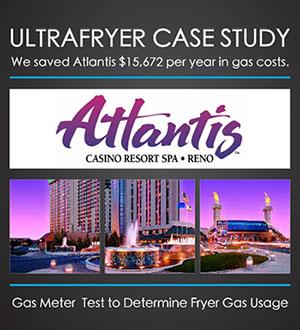 Atlantis Gas Test Case Study