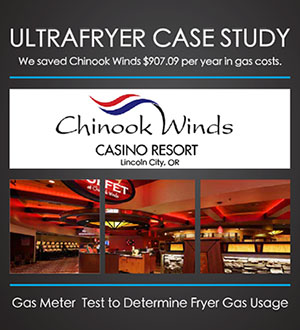 Chinook Winds Gas Test Case Study