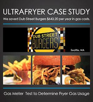 Dub Street Burgers Gas Test Case Study